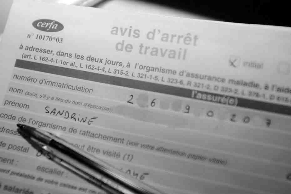 e5974f313c7 Arrêt-maladie de complaisance • RIF Détective privé