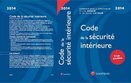 code securite interieure